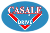 Casale V-Drive Gear Promotion